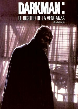 Darkman Dvd cover