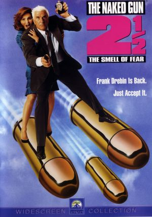 The Naked Gun 2�: The Smell of Fear Cover