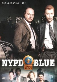 New York Cops - NYPD Blue poster