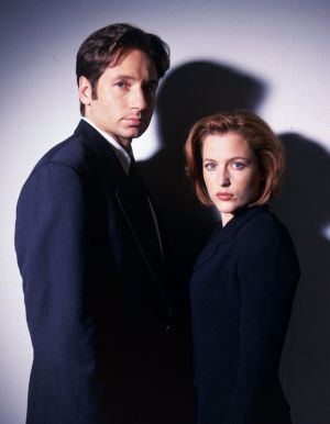 The X Files 1000x1285
