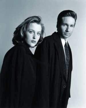 The X Files 565x708