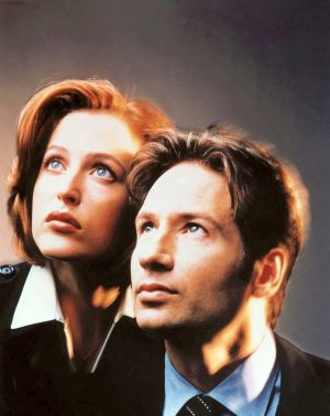 The X Files 1000x1261