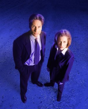 The X Files 1024x1266