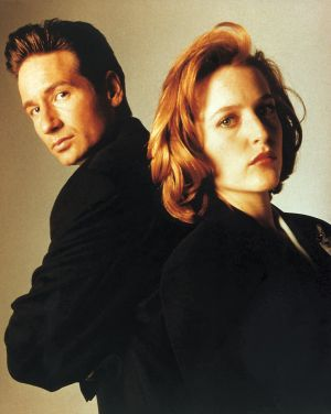 The X Files 1024x1284