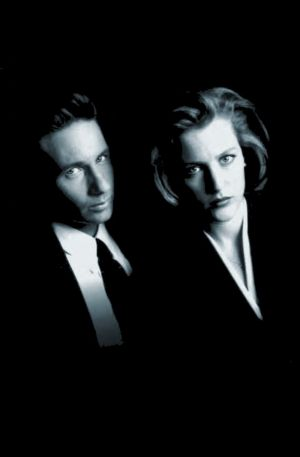 The X Files 591x900