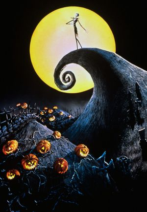 The Nightmare Before Christmas 1240x1795