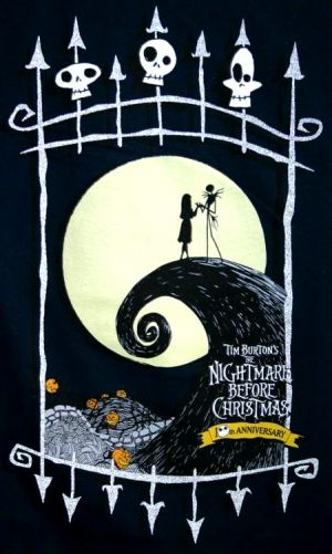 The Nightmare Before Christmas 450x751