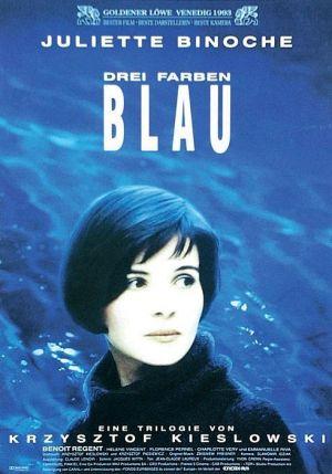 Drei Farben - Blau 490x700
