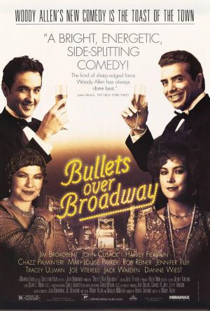 Bullets Over Broadway Unset
