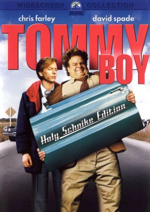 Tommy Boy Dvd cover