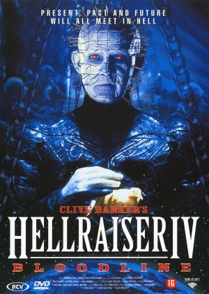Hellraiser: Bloodline 1538x2159