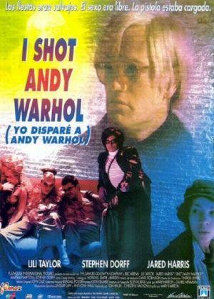 I Shot Andy Warhol 358x500