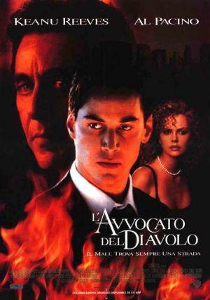 The Devil's Advocate 500x712