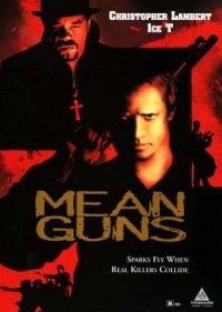 Mean Guns poster