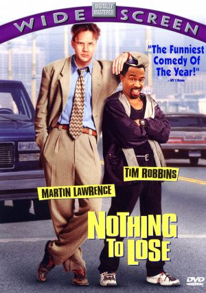 Nothing To Lose Dvd cover