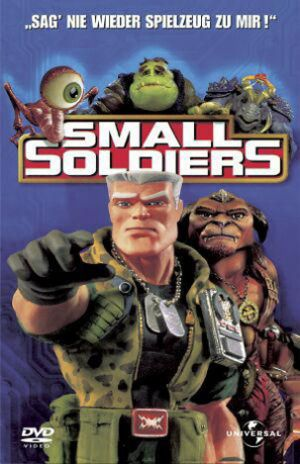 Small Soldiers 303x469