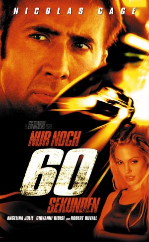 Gone in Sixty Seconds 591x955