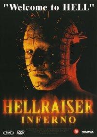 Hellraiser 5: Inferno poster