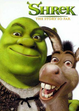 Shrek - Der tollkühne Held 570x800