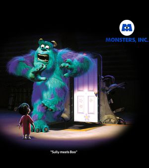 Monsters, Inc. 895x1008