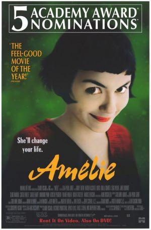 Die fabelhafte Welt der Amelie 580x880