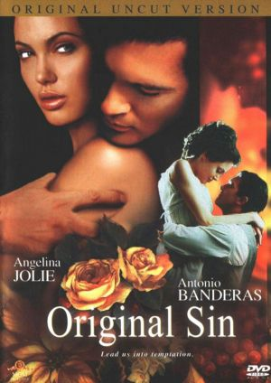 Original Sin Dvd cover