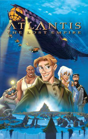 Atlantis - Das Geheimnis der verlorenen Stadt 1208x1908