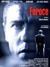 Féroce poster
