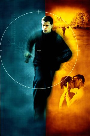 The Bourne Identity Key art
