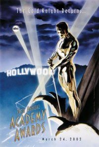 The 74th Annual Academy Awards poster