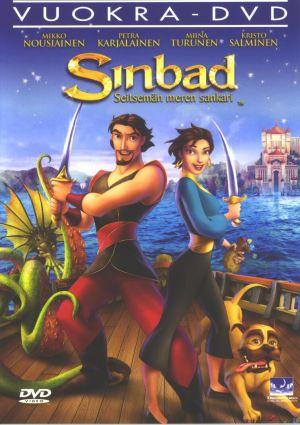 Sinbad: Legend of the Seven Seas 754x1069