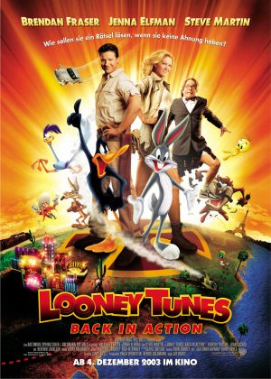 Looney Tunes: Back in Action 2000x2802