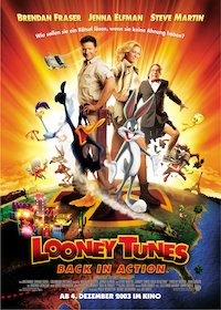 Looney Tunes Back in Action: The Movie poster