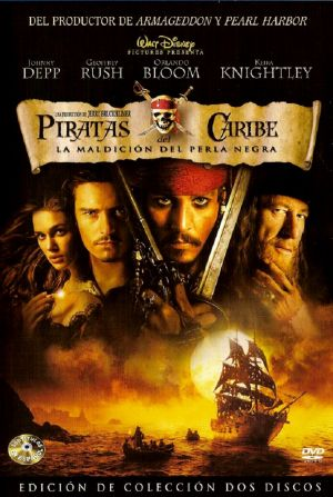 Pirates of the Caribbean: The Curse of the Black Pearl 694x1034