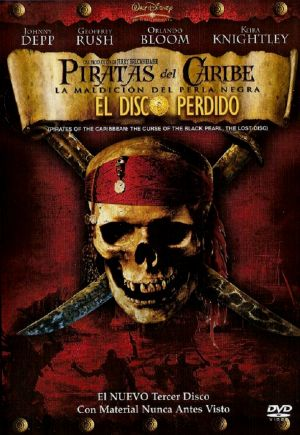 Pirates of the Caribbean: The Curse of the Black Pearl 710x1029