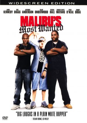 Malibu's Most Wanted Cover