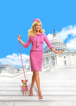 Legally Blonde 2: Red, White & Blonde 2000x2788