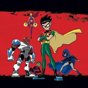 Teen Titans 2100x2105
