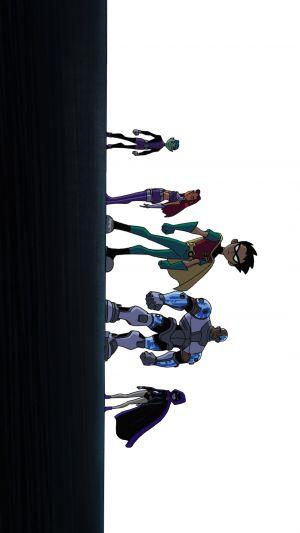 Teen Titans 1080x1920