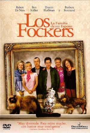 Meet The Fockers Cover