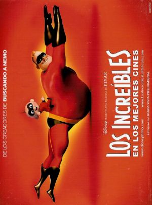 The Incredibles 733x993