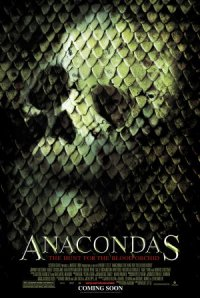 Anacondas: The Hunt for the Blood Orchid poster