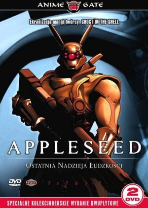 Appleseed 400x563