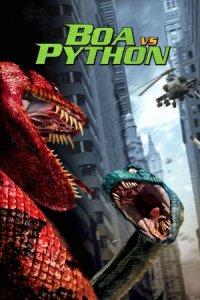 Boa vs. Python poster