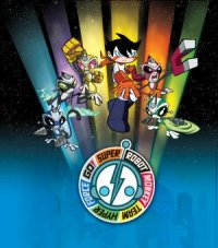 Super Robot Monkey Team Hyperforce Go! poster