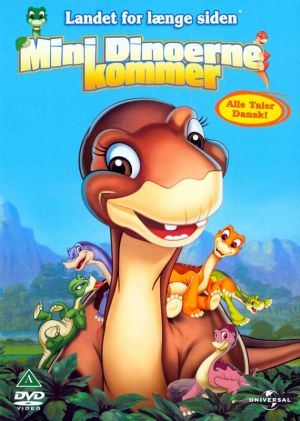 The Land Before Time XI: Invasion of the Tinysauruses 570x800