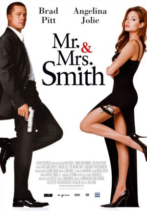 Mr. & Mrs. Smith 500x715