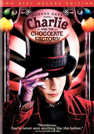 Charlie and the Chocolate Factory 500x714