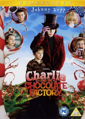 Charlie and the Chocolate Factory 1557x2158