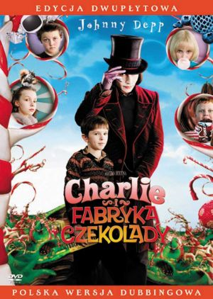 Charlie and the Chocolate Factory 569x800